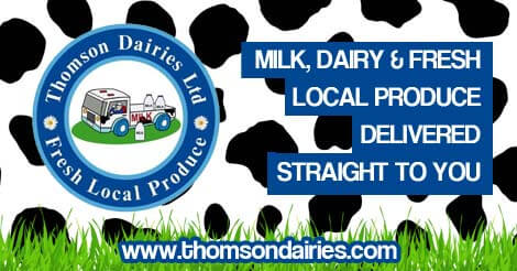 Milk Delivery Service - Thomson Dairies - Your Local Milkman